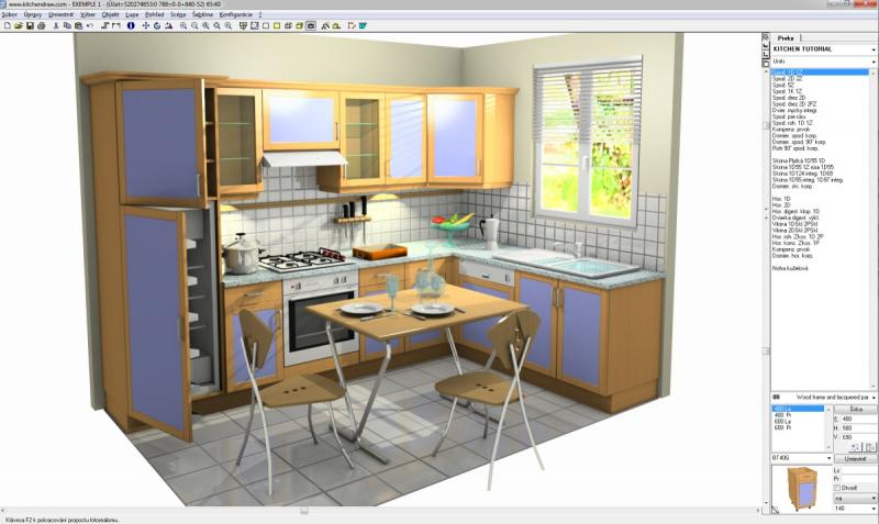 программы для создания 3д утилизацию кухонь